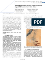 Groundwater Exploration using Integration of Electrical Resistivity Data with Remote Sensing and GIS Data, Northern State –Sudan