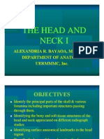 Head and neck 1