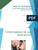 Enfermedades respiratorias, enfermedades ontológicas y cuidado de los pies
