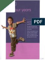 child development ch 11 four years