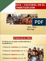 Diversidad Etnica en El Peru