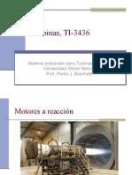TERMODINAMICA - turbinas