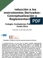 Conceptualizacion y Reglamentacion