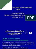DIAPOSITIVAS NUEVO PLAN CONTABLE GENERAL PARA EMPRESAS.ppt