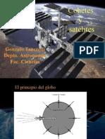 Cohetes y Satelites Artificiales