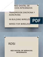 Rdsi Red Digital de Servicios Integrados