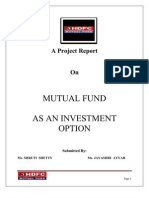 Hdfc Mutual Fund Final