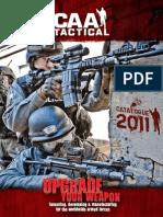 Caa Tactical Catalog2011