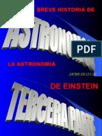 Astronomia - cohetes