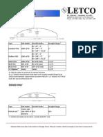 CMC Letco Head Types