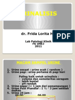 Urinalisis Lengkap 2011