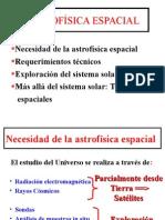 ASTROFISICA ESPACIAL