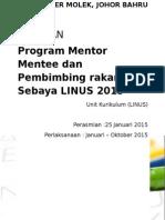 LAPORAN 1 Majlis Penyerahan Mentor Mentee Dan Prs 2015