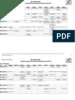 Date Sheet V1 2015