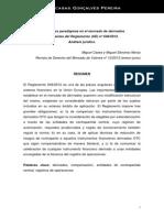 Los Nuevos Paradigmas en El Mercado de Derivados Resultantes Del Reglamento (Ue) n 648 2012. Revista de Derecho Del Mercado de Valores n 12 2013 (Enero-junio). 638 (1)