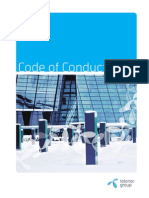 Telenor Code of Conduct 2014