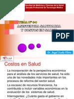Asistencia Sanitaria y Costos en Salud 2014
