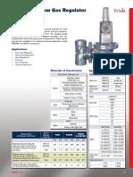 BelGAS P627 2014 Regulator