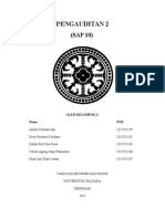 Pengauditan 2 Bab 10 Audit Investasi Dan Saldo Kas