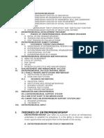 Theories of Entrepreneurship