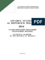 Anuarul Statistic 2014 Rom Moldova