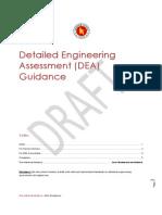 3. DEA Guidance