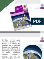 Presentación Libro Y Medio Ambiente_SEMARNAT