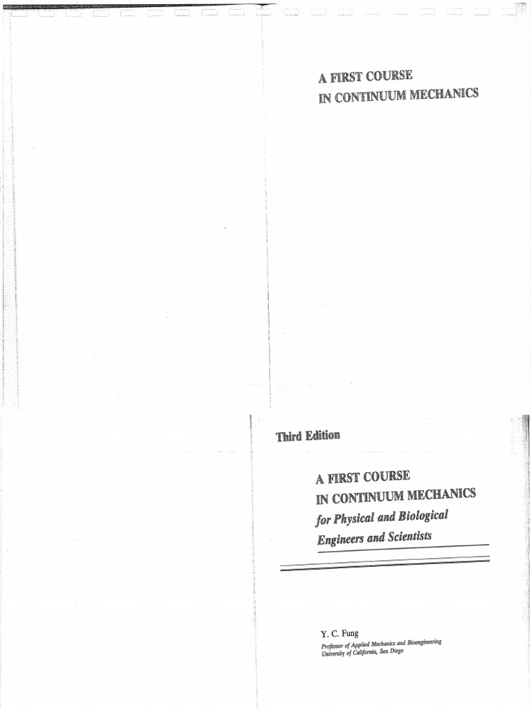 a first course in continuum mechanics fung pdf free download