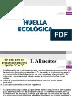 Actividad Huella Ecológica