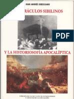 Los Oraculos Sibilinos y La Historiosofi