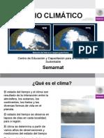 Cambio ClimáticoV2