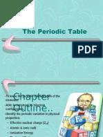 Chap 1 Periodic Table Intro Deg Mar 15