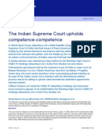 Pro Arbitration in India Cases London Version March 2014 6021751