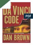 Dan Brown Da Vincijev Kod