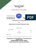 newfinalbsnltrainingreport-130705013656-phpapp02.doc
