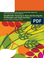 2011 01 IFAD - Smallholder Farming in Asia and the Pacific