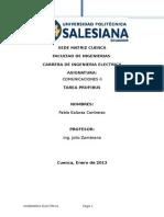 Comunicaciones Profibus Catalogo