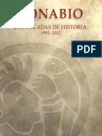 Conabio Dos Decadas de Historia