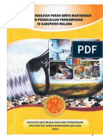 Kajian Peningkatan Peran Serta Masyarakat Dlm Pengelolaan Sampah