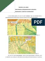 Zona Mioveni, Jud. Arges Caracterizare Morfologica, Geologica, Hidrogeologica, Climatica Si Seismica