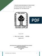 Resume Bab 16 Sistem Kerja Performa Tinggi