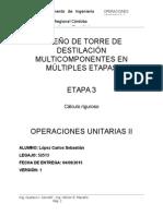 Etapa 3 - Estructura Del Informe 2015