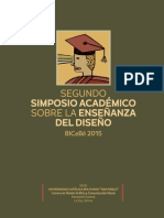 2do Simposio Academico Bicebe 2015