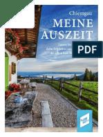 Chiemgau - Meine Auszeit
