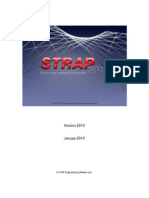 STRAP Eurocode