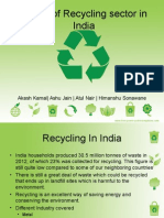 Recycling PPT Final