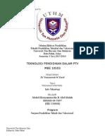Cover Fakulti Pendidikan Teknikal & Vokasional
