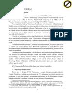 Dreptul Ue. Parlementul European Master 15-16