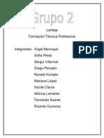 Nuevo Informe FTP Lenteja