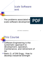 2-Large Scale Software Development